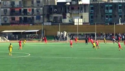 Actions Oumar DIAKITE Match3 Tida 2019-11-29