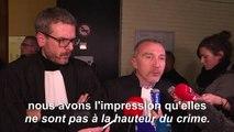 """Policiers brulés à Viry-Châtillon: un verdict """"incompréhensible"""" pour les avocats des policiers"""
