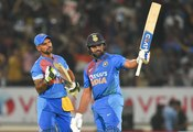 Rohit Sharma one six away from becoming first Indian to reach 400 sixes | Oneindia Malayalam
