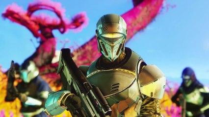 Destiny 2 - Trailer de la saison de l'Aube