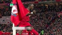 Mané porte les Reds