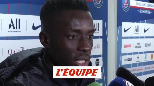 Gueye «Plus de difficultés à ressortir et récupérer le ballon» - Foot - L1 - PSG