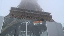 La Tour Eiffel fermée en ce jour de grève nationale