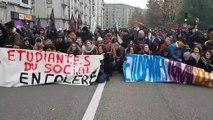 Grève du 5 décembre : dans la manifestation à Grenoble