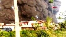 Nijerya'da patrol boru hattında büyük patlama en az 6 ölü