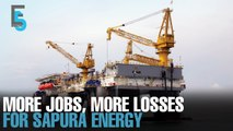 EVENING 5: Sapura bags more jobs as losses deepen