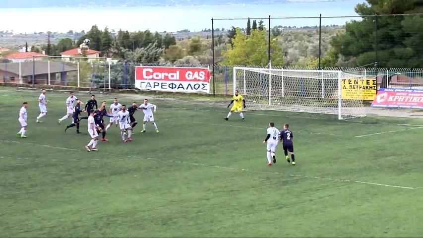 Aμαρυνθιακός-Ελλήσποντος Νέας Λαμψάκου 1-3 (κύπελλο Εύβοιας)