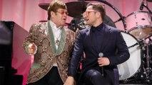 Elton John gave Taron Egerton a drag name