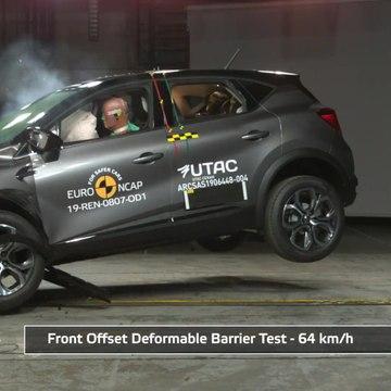 Renault Captur - Crash & Safety Tests -2019