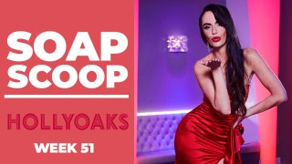 Hollyoaks Soap Scoop! More twists for Mercedes
