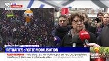 """Martine Aubry (PS) sur la réforme des retraites: """"Aujourd'hui, on a peur des réformes qui cassent le pacte social"""""""