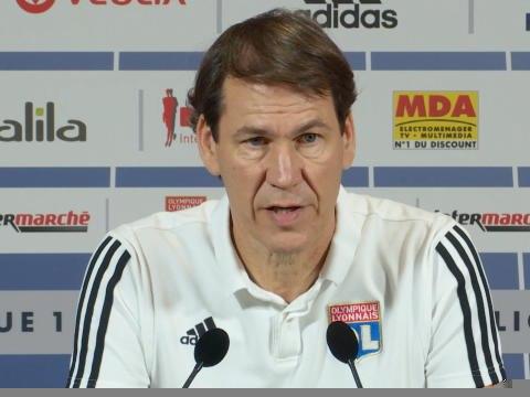 """FOOTBALL: Ligue 1: 16e j. - Garcia : """"Youssouf Koné va se faire opérer de la cheville"""""""