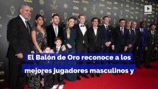 Lionel Messi dice que su