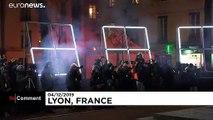 Лион снова зажигает огни