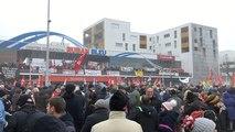 Manifestation du 5 décembre à Saint-Nazaire.
