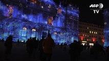 Lyon: lancement de la Fête des lumières