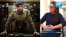 Rani Mukerji talking about her upcoming film 'Mardaani 2' and women's safety in India