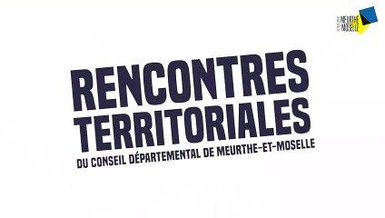 Rencontres territoriales - Territoire du Lunévillois
