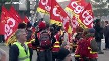 Francia: ¿quién gana y quién pierde con la reforma de las pensiones de Macron?