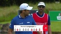 Mauritius Open - Tour 1 : Le résumé de la partie de Romain Langasque