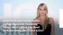 Anna Faris and Family Suffer Carbon Monoxide Poisoning Scare—Here's What You Need to Know About the 'Silent Killer'