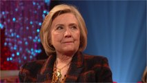 Hillary Hits At Bernie Sanders