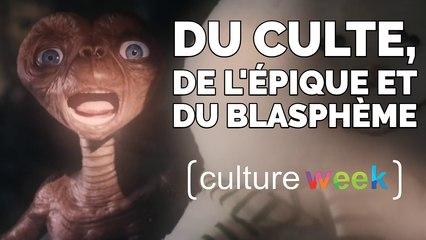 Culture Week by Culture Pub - Du culte, de l'épique et du blasphème