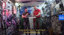 Ask Our Astronaut | Do astronauts get any privacy in space or are they constantly being watched?