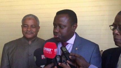 Reprise du Dialogue politique en Guinée