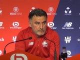 Groupe H - Galtier : ''Respecter la Ligue des champions''