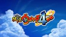 Yo-kai Watch 4++ - Générique d'ouverture