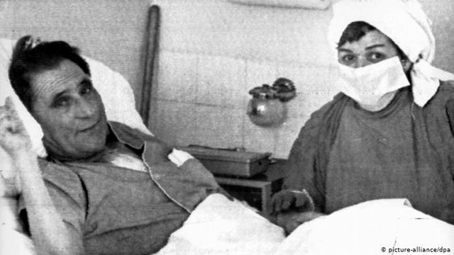 This day in history: the first human heart transplant