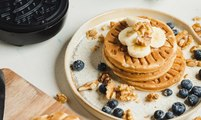 This Christmas Waffle Maker Will Make You Want to Get Out of Bed Early