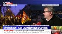 """Story 2 : """"Le préfet Lallement a organisé le désordre"""", Jean-Luc Mélenchon - 05/12"""