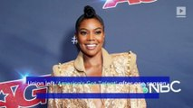 Gabrielle Union Meets With NBC Following 'AGT' Controversy