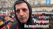 Réforme des retraites : « La France est par terre »