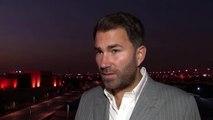Hearn defends Saudi venue for Joshua-Ruiz bout