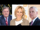 From Prince Andrew to Piers Morgan: Emily Maitlis on dissecting the controversial star