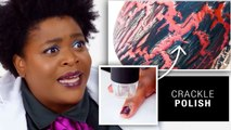 What Every Nail Product Looks Like Under a Microscope (18 Methods)