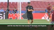 Klopp is 'world's best coach' - Marsch