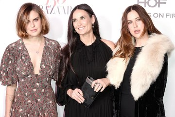 Tallulah Willis Channels Her Mom Demi Moore's Famous '90s Haircut
