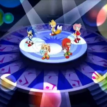 Sonic X - 2ª Abertura em Pt-Br『Sonic Drive』(Cantada por Fã)