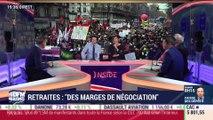"""Les Insiders (1/2): """"des marges de négociations"""" pour la réforme des retraites - 05/12"""
