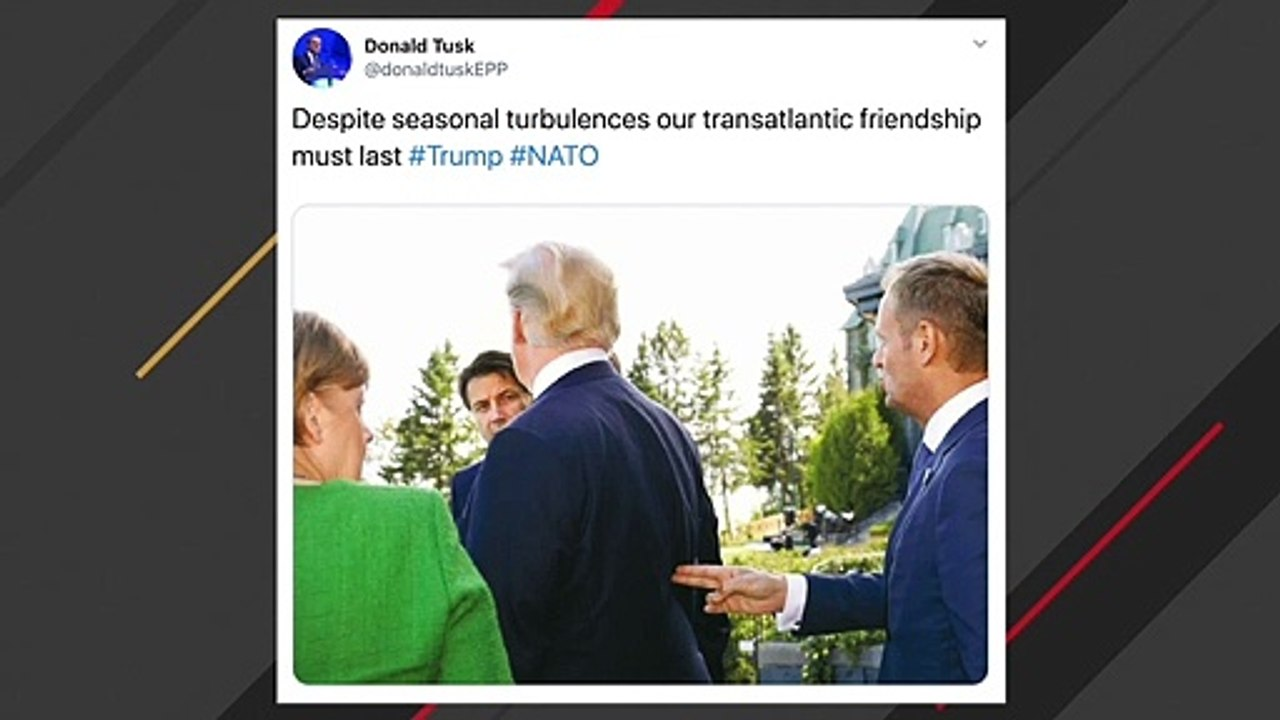 Image result for donald tusk tweet seasonal turbulence