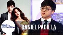 Daniel shares how he felt when Kathryn Bernardo was filming 'Hello, Love, Goodbye' | TWBA