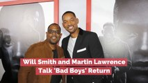 Will Smith Martin Lawrence Bad Boys Return The Ellen Degeneres Show