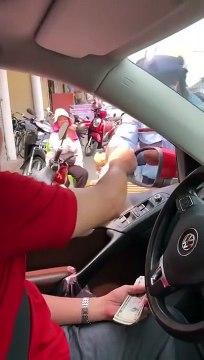 Comment sortir rapidement d'un embouteillage