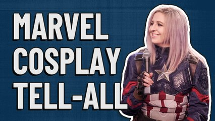 Marvel Avengers cosplay interview: Why'd you choose Marvel?