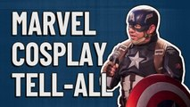 Marvel Avengers cosplay interview: Connecting with the comics