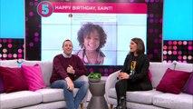 Saint Is 4! Kim Kardashian Wishes Son Happy Birthday with Touching Instagram: 'So Much Joy'